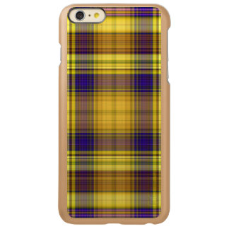 Colorful Madras Plaid Incipio Feather® Shine iPhone 6 Plus Case