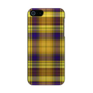 Colorful Madras Plaid iPhone 5 Case