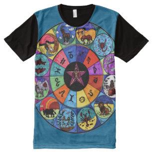Zodiac Color Wheel Gifts On Zazzle