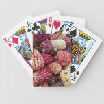 Colorful Maize Playing Cards