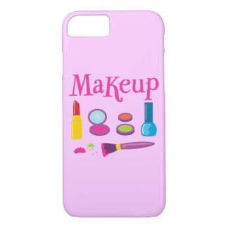 Colorful Makeup iPhone 7 Case
