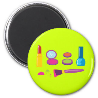 Colorful Makeup Magnet