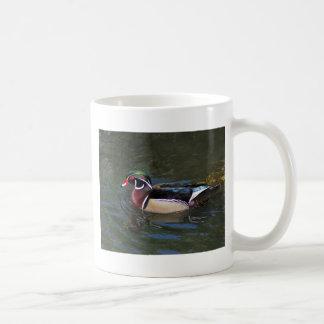 Colorful Male Wood Duck - Aix sponsa Coffee Mug