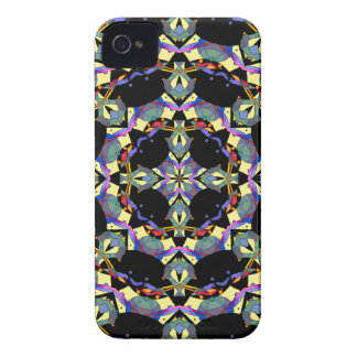 Colorful Mandala Abstract iPhone 4 Case-Mate Case