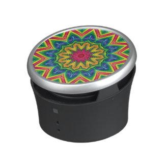 Colorful Mandala Bluetooth Speaker