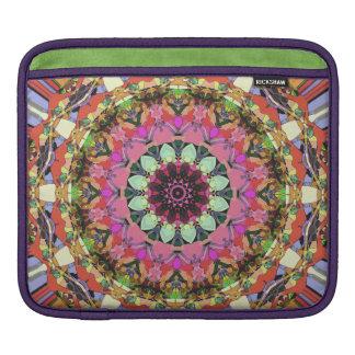 Colorful Mandala Design iPad Sleeve