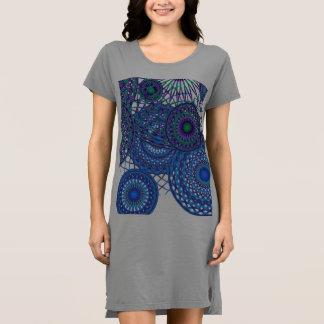 Colorful Mandala design to brighten your world. Dress