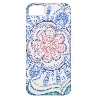 Colorful Mandala iPhone 5 Case