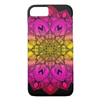 Colorful Mandala iPhone 7 Case
