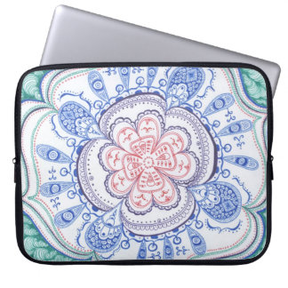 Colorful Mandala Laptop Sleeve