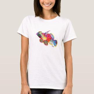 Colorful mandarin fish T-Shirt