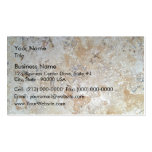 Colorful Marble Patterns Business Card