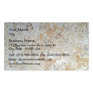 Colorful Marble Patterns Double-Sided Standard Business Cards (Pack Of 100)