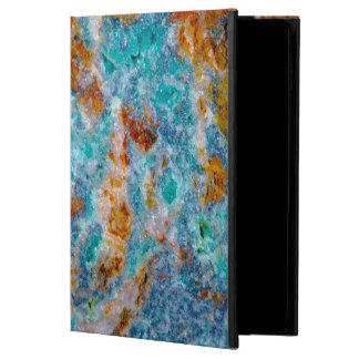 Colorful Marble Stone Ruff Texture Print Powis iPad Air 2 Case