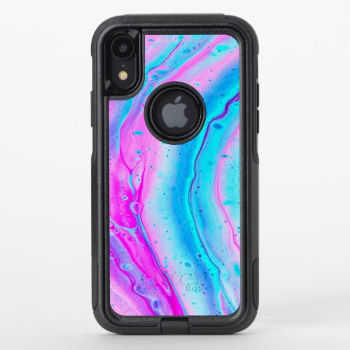 Colorful Marbling Pattern Phone Case