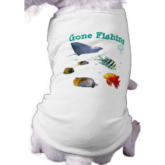 Colorful Marine Creatures T-Shirt