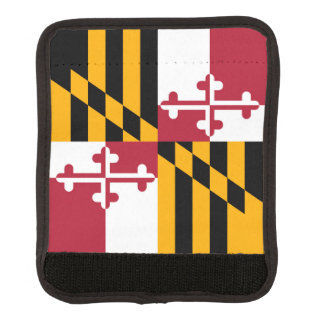 Colorful Maryland State Flag Handle Wrap