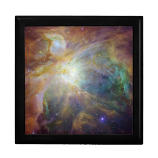 Colorful Masterpiece by Spitzer & Hubble Gift Box