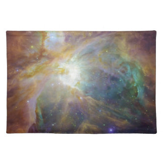 Colorful Masterpiece Table Setting Place Mats