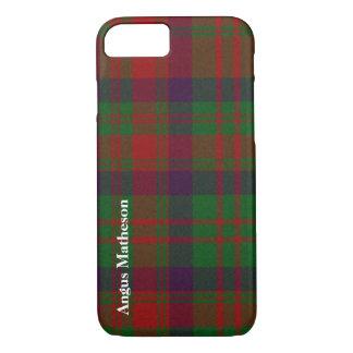 Colorful Matheson Tartan Plaid iPhone 7 Case