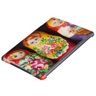 Colorful Matryoshka Dolls iPad Air Case