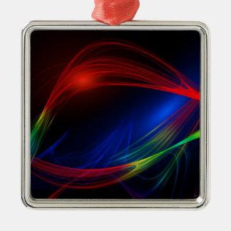 Colorful Metal Ornament