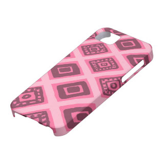 Colorful Mexican Geometric Pattern iPhone 5 Cover
