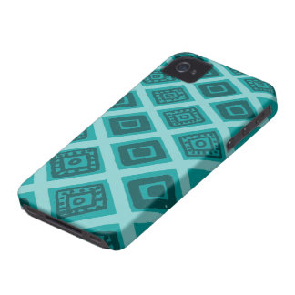 Colorful Mexican Geometric Pattern iPhone 4 Case-Mate Case