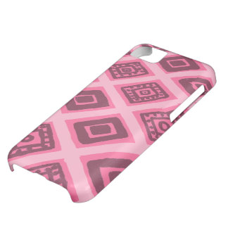 Colorful Mexican Geometric Pattern Case For iPhone 5C