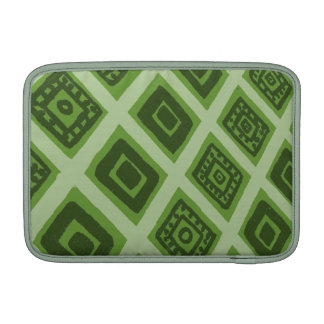 Colorful Mexican Geometric Pattern MacBook Air Sleeve
