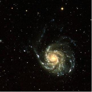 colorful milky way galaxy solar system cutout