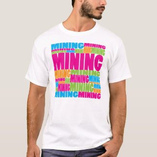 Colorful Mining T-Shirt