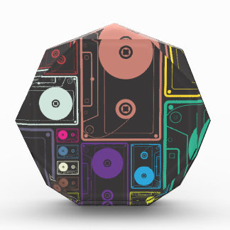 Colorful Mix Tapes Awards
