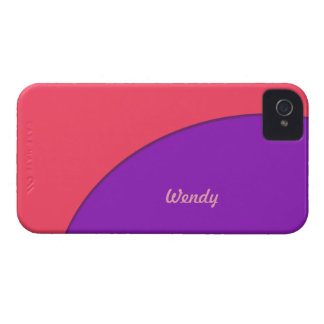 Colorful Mod Circle Case-Mate iPhone 4 Case