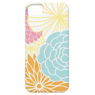 Colorful Mod Florals iPhone SE/5/5s Case