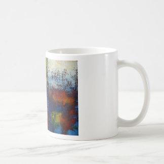 Colorful Modern Abstract Artwork Mugs