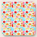 Colorful Modern Kitchenware Coasters
