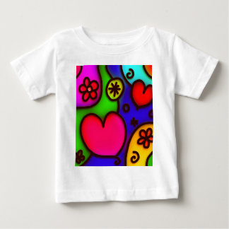 colorful modern love 2 baby T-Shirt