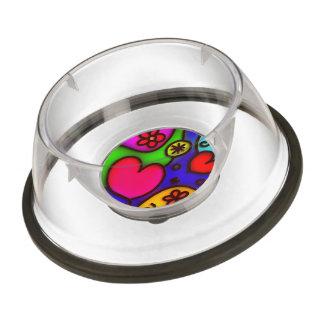 colorful modern love 2 bowl