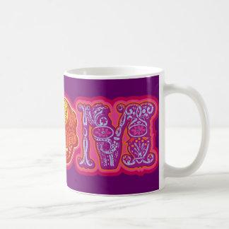 Colorful Mom Coffee Mug