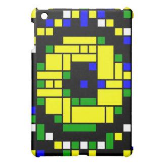 Colorful Mondriaan - ipad case