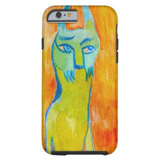 Colorful Monster iPhone/iPad/Samsung/Motorolla - Tough iPhone 6 Case