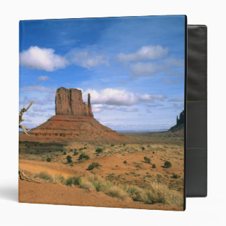 Colorful Monument Valley Mittens in Utah USA Binder