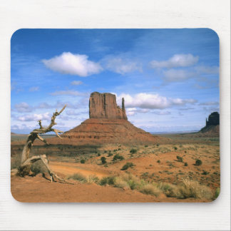 Colorful Monument Valley Mittens in Utah USA Mouse Pad