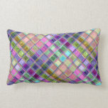 Colorful Mosaic Art Pillows