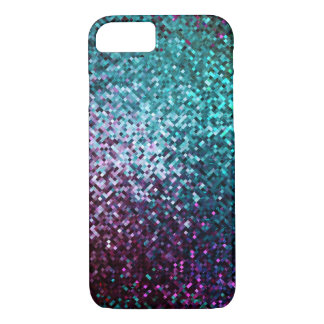 Colorful Mosaic Reflection iPhone 8/7 Case