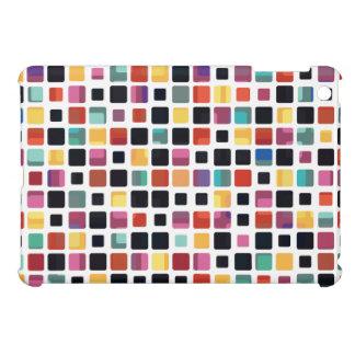 Colorful Mosaic Tiling Case For The iPad Mini