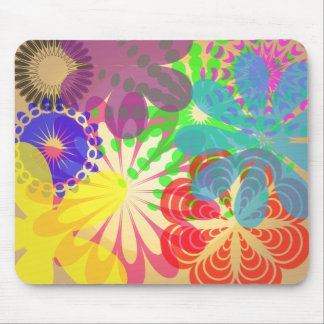 Colorful Mouse Mats