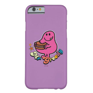 Colorful Mr. Greedy Eating Barely There iPhone 6 Case
