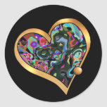 Colorful multicolor repeat patterns stickers